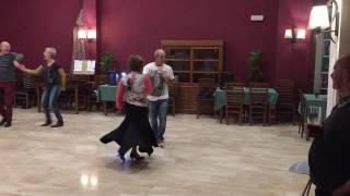 """Урок танца """"Моден Джайв"""""""