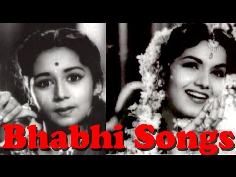 Bhabhi Hindi Movie | Nanda, Jagdeep | Old Classic Songs Collection thumbnail