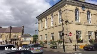 Wetherby, Leeds, West Yorkshire, England - 8th August, 2016