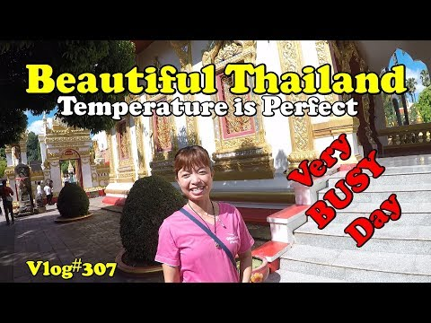 Beautiful Thailand. BUSY DAY!!!