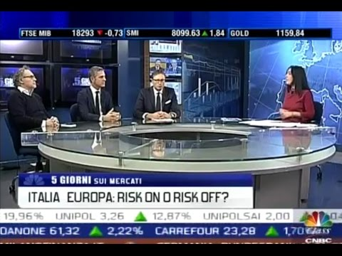 "Roberto Russo su Class CNBC - ""Italia, Europa: risk on o risk off?"" 9 dicembre 2016"