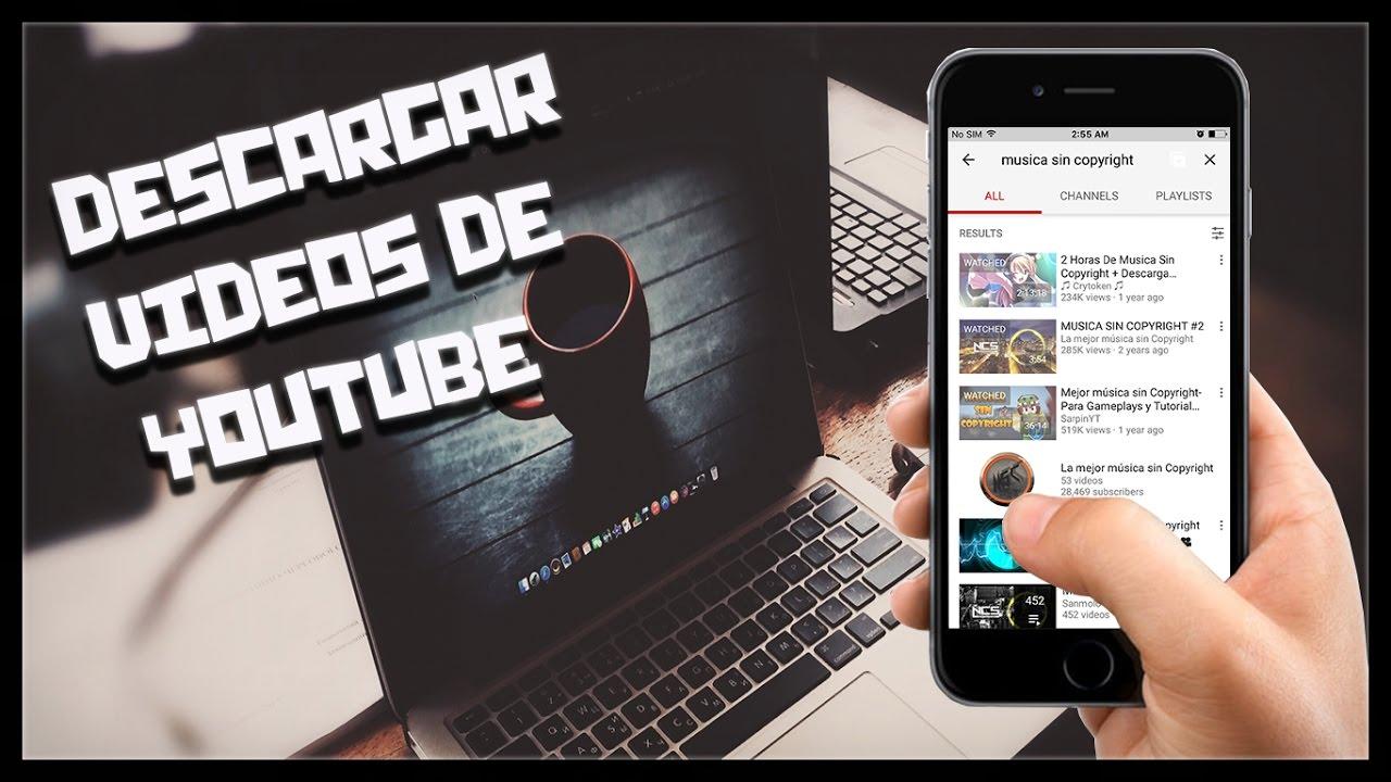 descargar audio de youtube para iphone
