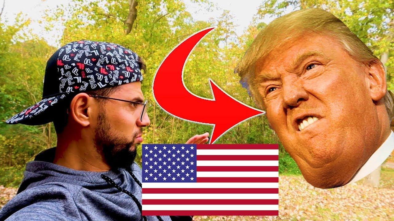 كيفاش كيعيشوا المسلمين في أمريكا / مغربي في أمريكا #VLOG25