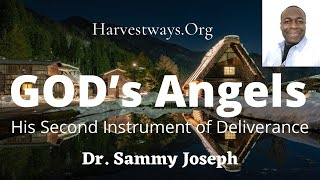 "HarvestWays.Org Interactive Bible Study: ""God's Angels"" 