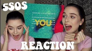 5SOS WANT YOU BACK REACTION