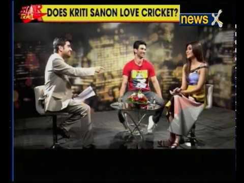 'Raabta' starcast Kriti Sanon and Sushant Singh Rajput in conversation with Newsx exclusively
