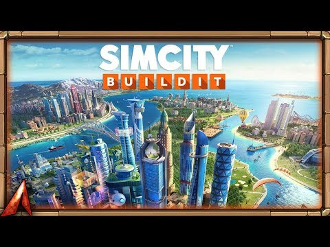 SimCity BuildIt! Create Your Own City!