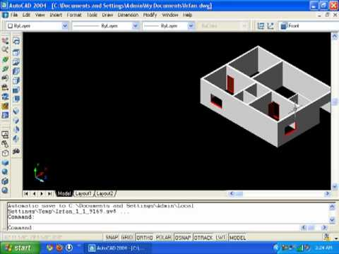 Autodesk AutoCAD 2004 Free Download