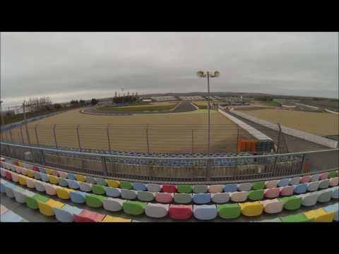 GT3 Series 2017 - Manche 1 - Magny Cours F1 Track.