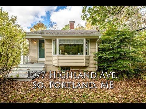 1077 Highland Ave., South Portland, ME