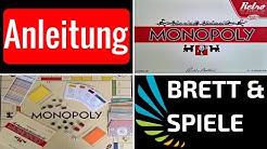 Monopoly Retro 1935 - Brettspiel / Anleitung / Deutsch