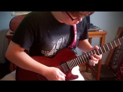 Matt Harnett | Enigma Solo Teaser (Take Flight) | Chapman ML-2 - Bare Knuckle Blackhawks