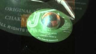 CHAKA DEMUS - Original Kuff + version (peanie peanie / fade away riddim)