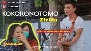 Tri Suaka Kokoronotomo - Zivilia (Cover) Mp3