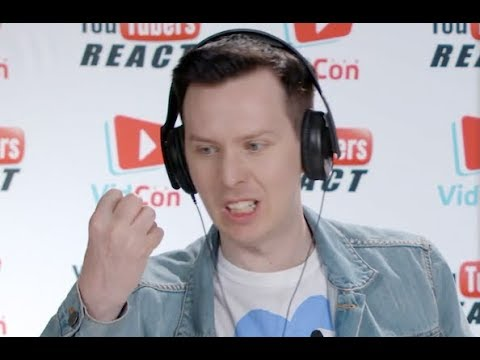 Phil's Oddly Satisfying Adventure On Youtubers React