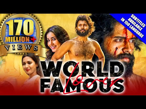 Download World Famous Lover 2021 New Released Hindi Dubbed Movie| Vijay Deverakonda, Raashi Khanna, Catherine