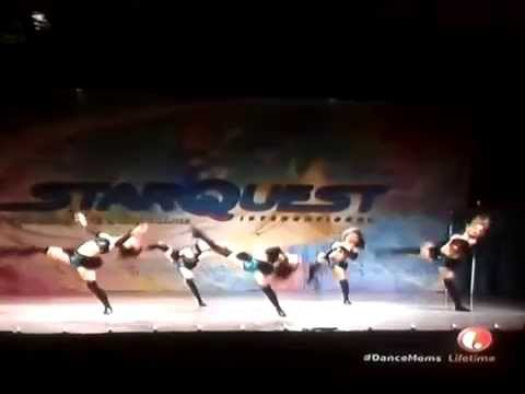 Dance Moms - Electricity FULL GROUP DANCE