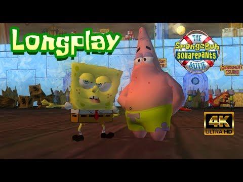The SpongeBob Movie [Game]   Longplay (4K) 100%  