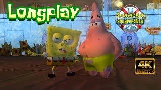 The SpongeBob Movie [Game] | Longplay (4K) 100% |