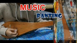 How to play PANTING MUSIC - Stafaband