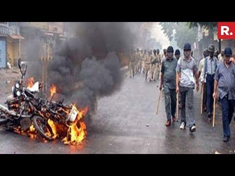 Violent Protest In Assam Over Citizenship To Refugees