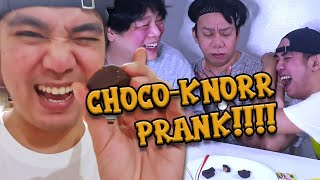 CHOCOLATE KNORR PRANK KAY MC AT LASSY (EPIC REACTION) LAPTRIP SOBRA | CHAD KINIS VLOGS