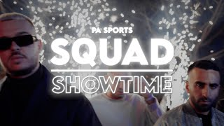 PA Sports x Jamule x Kianush x Fourty x Hamzo 500 x Rua - Squad X Showtime (LIFE IS PAIN)