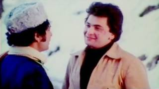 Jeetendra, Rishi Kapoor, Reena Roy, Badaltey Rishtey - Scene 25/25