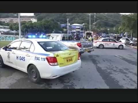 Fatal Crash In Montego Bay - TVJ Prime Time News - March 10 2018