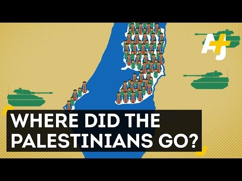Where Did The Palestinians Go?
