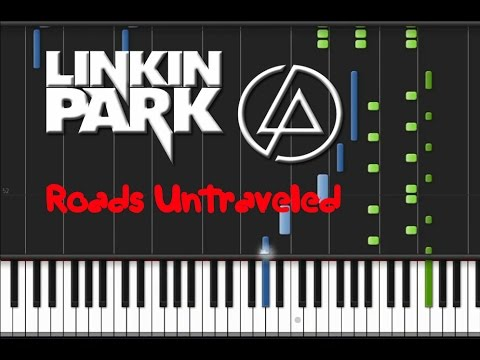 Linkin Park - Roads Untraveled [Piano Cover Tutorial] (♫)