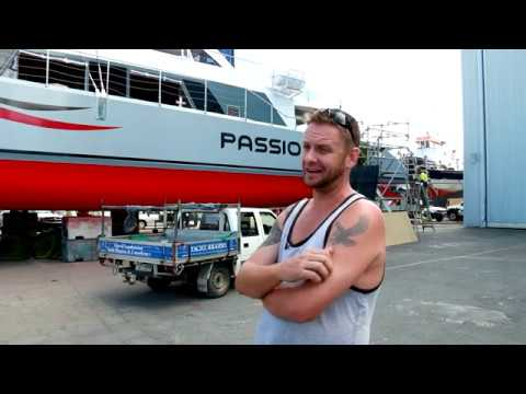 Alan's Boat From China: Episode 1