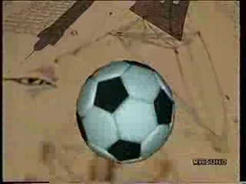 World Cup Italy 1990 Tv Opening
