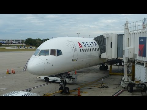 I'M GOING TO HAWAII! | DELTA AIRLINES | LAX-HONOLULU | B757-300