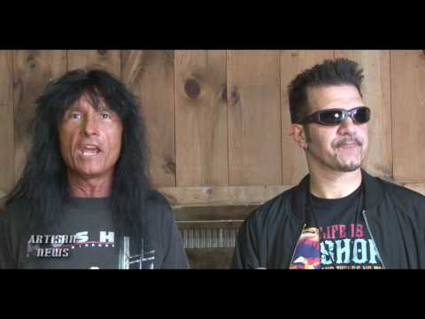 ANTHRAX INTERVIEW - BAND TALKS ROCK N' DERBY, FAN INTERACTION, NEW ALBUM SUCCESS