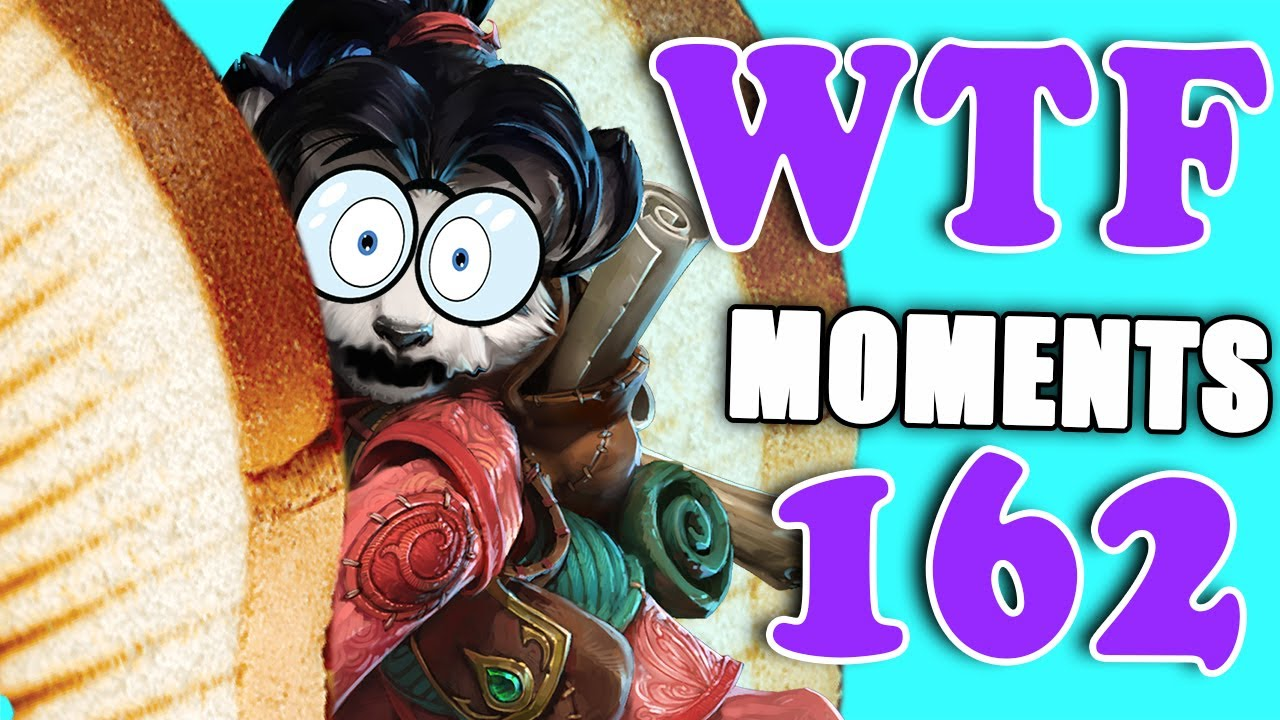 Heroes of The Storm WTF Moments Ep.162
