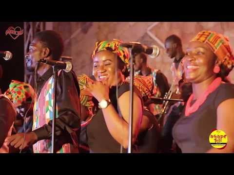 God is Working (live) - Agape Incorporated & Akesse Brempong