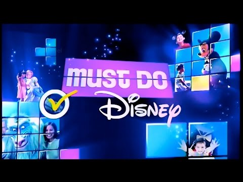 Must Do Disney with Stacey | Jan 2016 | (DIRECT CAPTURE | MandJTravel)