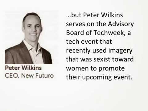 Peter Wilkins, Techweek Board Member