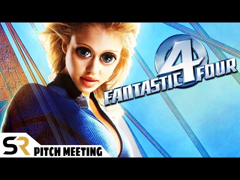 fantastic-four-(2005)-pitch-meeting