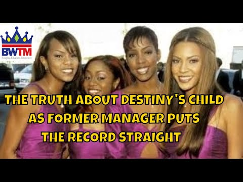 KENNY MOORE TALKS IN DEPTH ABOUT NEW DESTINY'S CHILD DOCUMENTARY