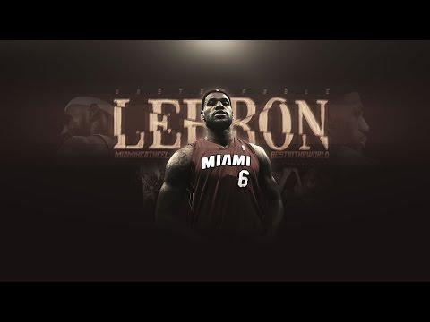 LeBron James Miami Heat Mix