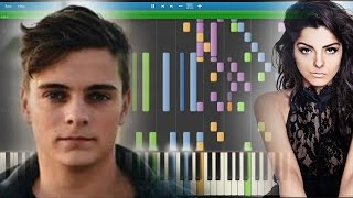 [IMPOSSIBLE & FREE MID] Martin Garrix ft. Bebe Rexha - Name Of Love (Max Pandèmix piano cover)