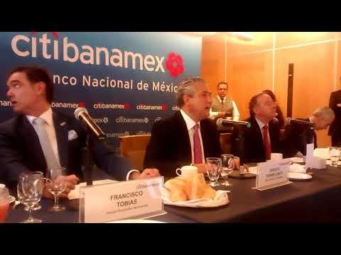 Ernesto Torres Cantú: Brindar la mejor experiencia bancaria a nuestros clientes.