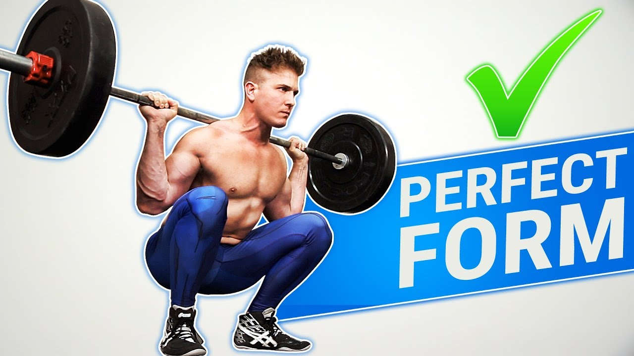 How To Barbell Squat 3 Golden Rules Made Better