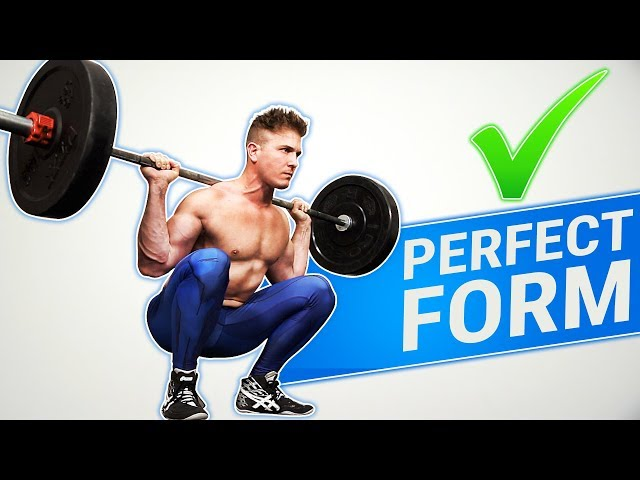 How To: Barbell Squat | 3 GOLDEN RULES! (MADE BETTER!)
