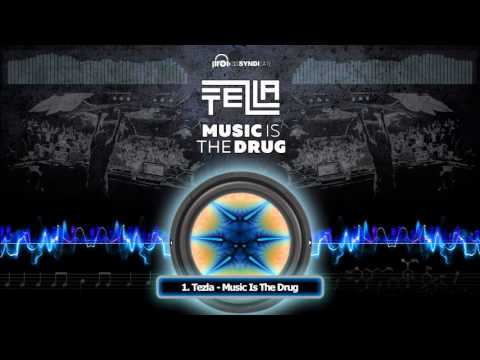 Tezla - Music Is The Drug (Original Mix)