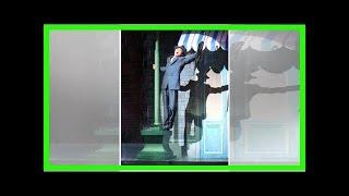 """宝塚月組トップ、珠城りょう「雨に唄えば」16日開幕 """"本水""""使ってのタ..."""