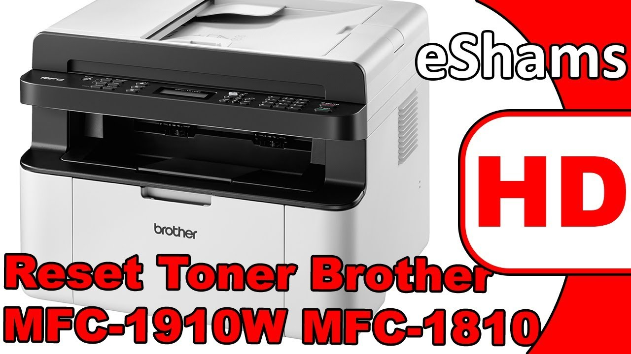 Brother MFC-1910NW Drivers for Windows 8