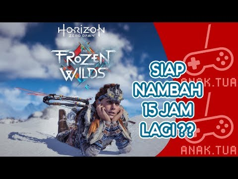 Review DLC Horizon Zero Dawn : The Frozen Wilds versinya si ANAKTUA thumbnail